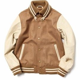 BEAMS - STADIUM JUMPER 12FW