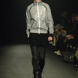 HEATH - windbreaker gray 08-09aw