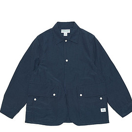 SASSAFRAS - Fall Leaf Jacket-60/40-Navy