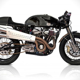 Harley-Davidson - Harley-Davidson The American Custom by Deus Ex Machina