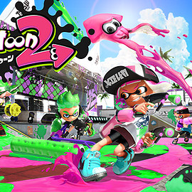 Nintendo NintendoSwitch - Splatoon2 スプラトゥーン2ᔦꙬᔨ