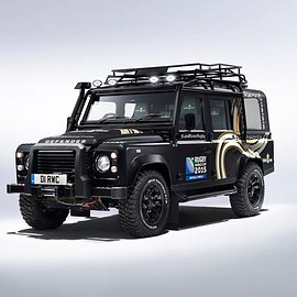 Land Rover - The Rugby World Cup 2015 Defender