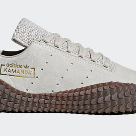 NIKE - Kamanda - Clear Brown/Clear Brown/Crystal White
