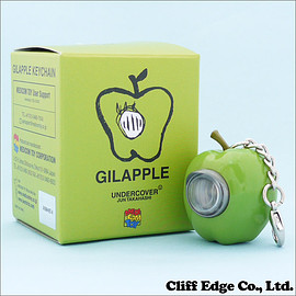 UNDERCOVER - GILAPPLE LIGHT KEYCHAIN