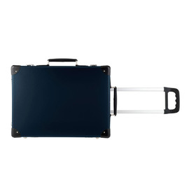 "GLOBE-TROTTER - ORIGINAL Navy & Black - 18"" TROLLEY CASE"