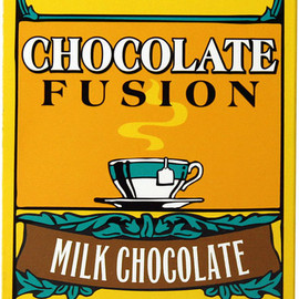 The Tea Room - Organic Chocolate Fusion Milk Chocolate Honeybush Caramel