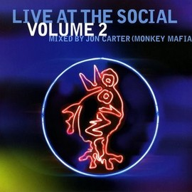 Jon Carter - Live at the Social Vol.2