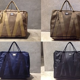 PORTER×B印 YOSHIDA (GS) - 180°(ONE-EIGHTY) BOSTON BAG