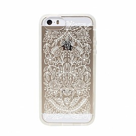 RIFLE PAPER CO. - Floral Lace Protective iPhone Cover