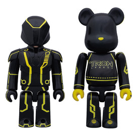 MEDICOM TOY - KUBRICK CLU & BE@RBRICK CLU'S LIGHTCYCLE 2パックセット