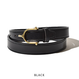 tory leather - Spur Buckle Belt
