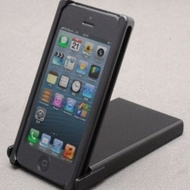 NITTO - Trick Cover for iPhone5【黒色】