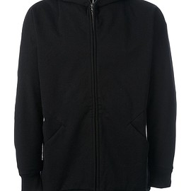 Attachment - zipped hoodie