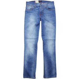 nudie jeans - SLIM JIM/MID SUMMER BLUE