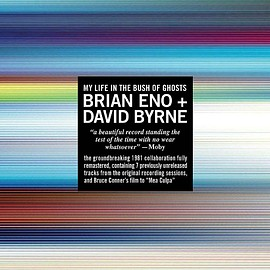 BRIAN ENO +DAVID BYRNE - My Life in the Bush of Ghosts [12 inch Analog]