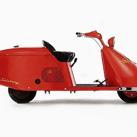 SALSBURY - 85 Super-Scooter