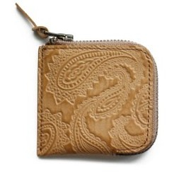 bal - BAL/PORTER®/Thin Leather Wallet Coin Case(natural)