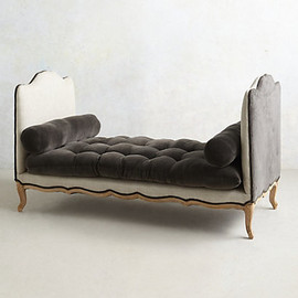 Anthropologie - Vilas velvet daybed