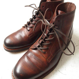 MOTO - 6inc Lace-Up Boots