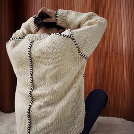HAKUJI - H051838 STITCH SWEATER