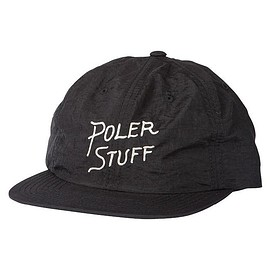 POLER - COASTAL FLOPPY HAT / Black
