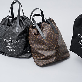 LOUIS VUITTON - FRAGMENT TOTE BAG
