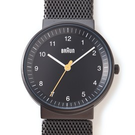 BRAUN, LE JUN - 【BRAUN】WATCH BNH0031