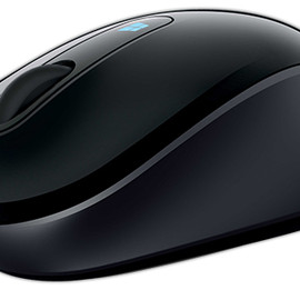 Microsoft - Sculpt Mobile Mouse