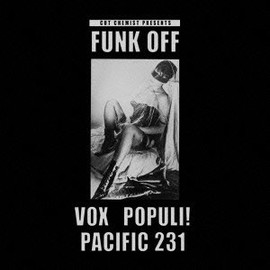 Various Artists - Cut Chemist Presents Funk Off - Vox populi! And Pacific 231