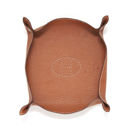 HERMES - Leather Tray