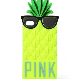 Victoria's Secret - iPhone Pineapple Soft Case