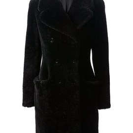 Alexander McQueen - Double Breasted Coat