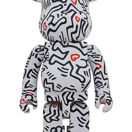 MEDICOM TOY - BE@RBRICK KEITH HARING #8 1000%