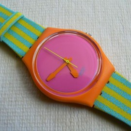 Swatch - Ombrellone GO100 Swatch Watch