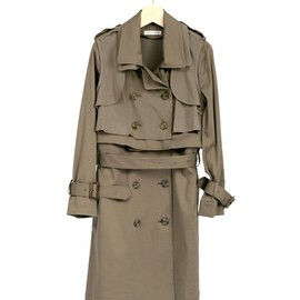 CAROLINA GLASER - trench coat