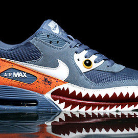 Nike - AIR MAX 90 PIRANHA (CUSTOM)