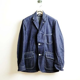 GAIJIN MADE - Denim Taylored Jacket