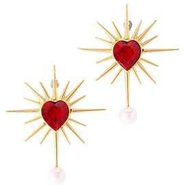 PAMEO POSE - SACRED HEART PIERCE