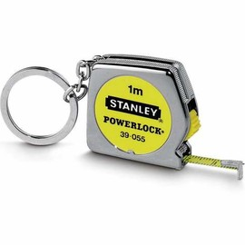 STANLEY - Keyring Powerlock® 1m - Out of package angled