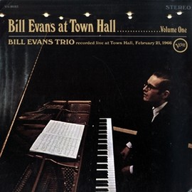Bill Evans - Evans At Town Hall