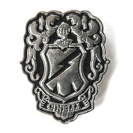 MASH - MASH Headbadge Pin