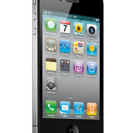 Apple - iPhone 4 16GB (Black)