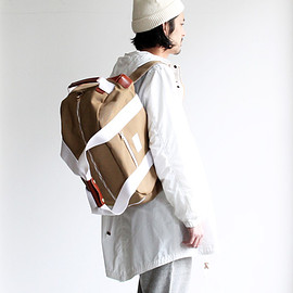 nanamica - Canvas 2Way Duffle Bag