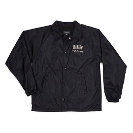 BRIXTON - CLYDE WINDBREAKER (Black)