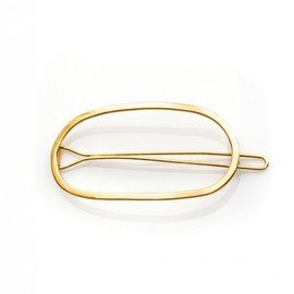 helena rohner - goldplated brass hair clip.