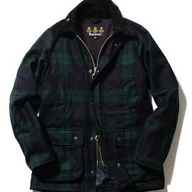 Barbour, BEAMS F - Barbour BEDALE SL ブラックウォッチ
