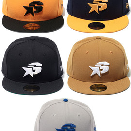 SANTASTIC! - NEW ERA 59FIFTY [S.STAR]