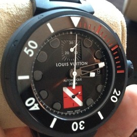 Louis Vuitton - Diver's watch