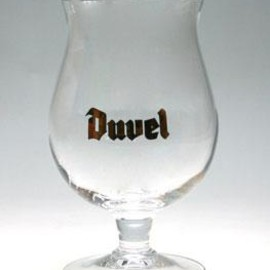 Duvel - Beer glass