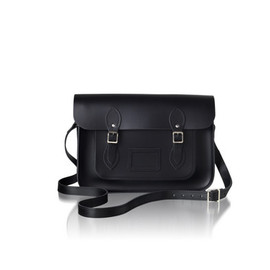 "The Cambridge Satchel Company - 15"" Black"